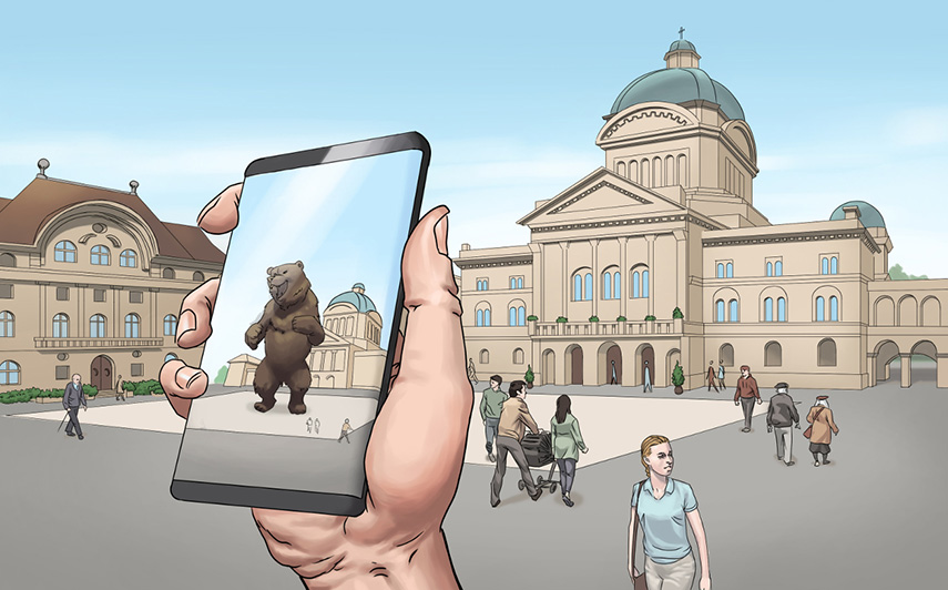 Augmented Reality Bern