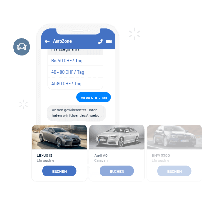 Rich-Content Messenger Chatbot