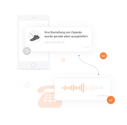 Text-to-Voice Festnetz