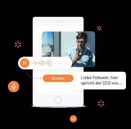 Voice Kundenbindung
