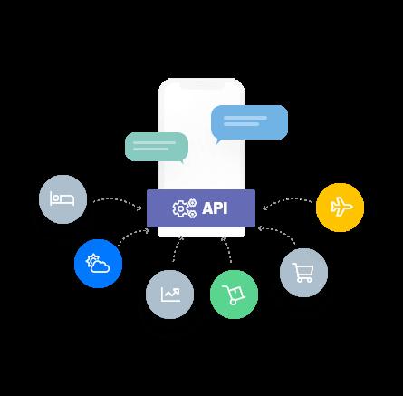 Automatisierte Infodienste per API Integration