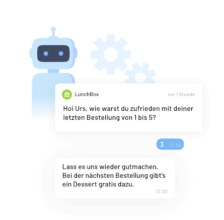 Automatisierte Konversationen