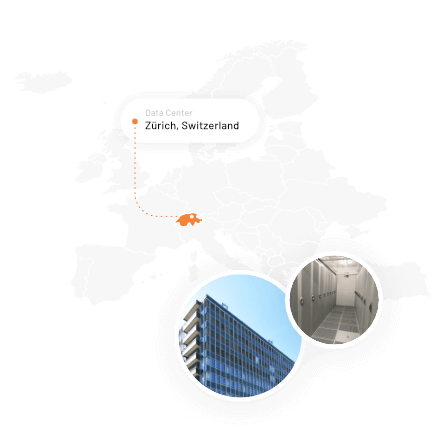 Datacenter Zürich
