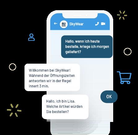 Messenger Support