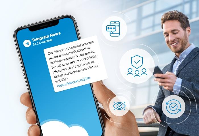 Wie Man Telegram für Unternehmen Verwendet